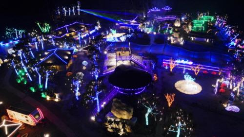 장승마을 빛 축제