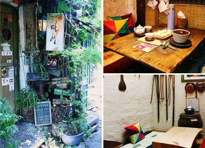 探訪首爾特色韓屋咖啡廳