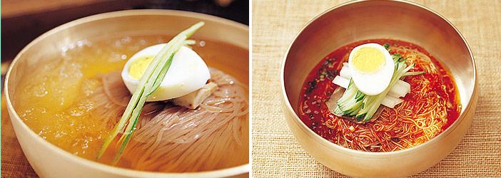 【韓國】清涼消暑的韓國夏日獨特料理!