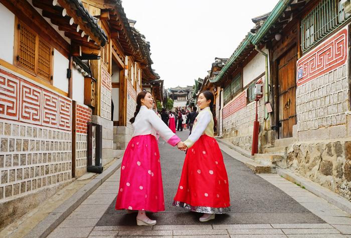 Date in Seoul