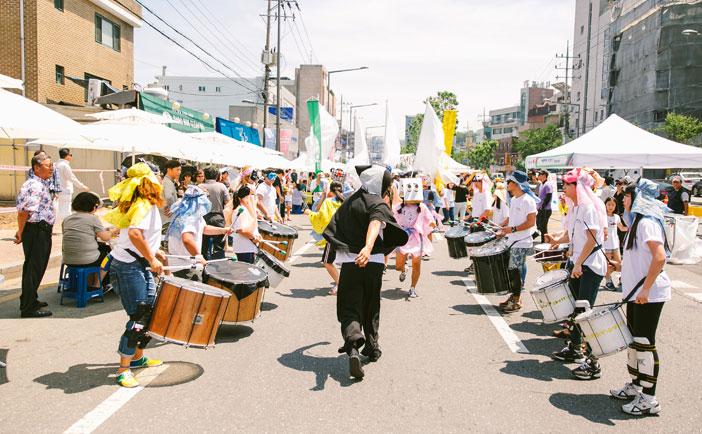 『一日玩韓國』2017年韓國春季(3月~5月)美食慶典