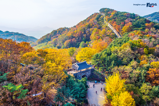 Official Site of Korea Tourism Org.: Namhansanseong Fortress